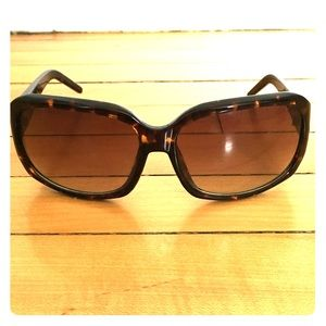 Michael by Michael Kors tortoise sunglasses